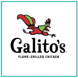Galitos Logo at sunninghill square