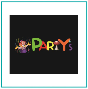 Party's logo at sunninghill