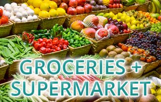 Groceries + Supermarket | Click for More
