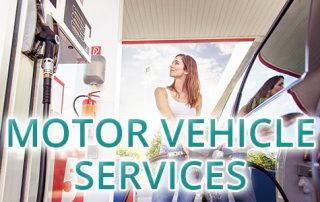 Motor Vehicle Services + Accessories | Click for More
