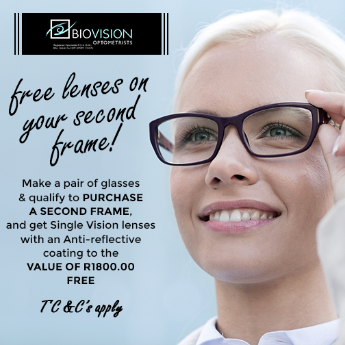 Sunnianghill Square Shopping Centre | Biovision Optometrists Promo