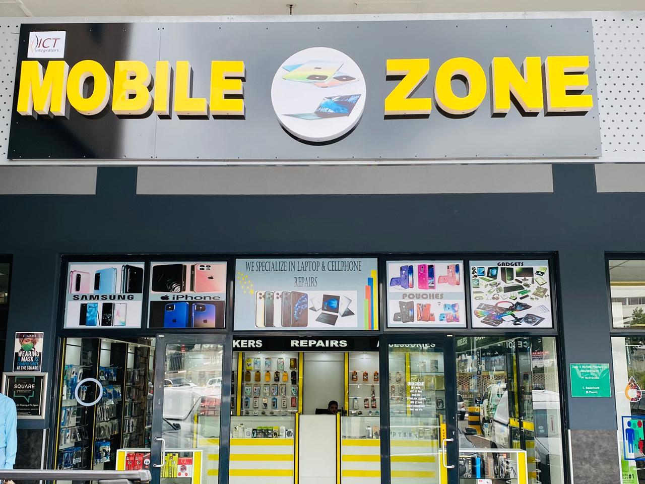 Sunninghill Square Tenant | Mobile Zone store