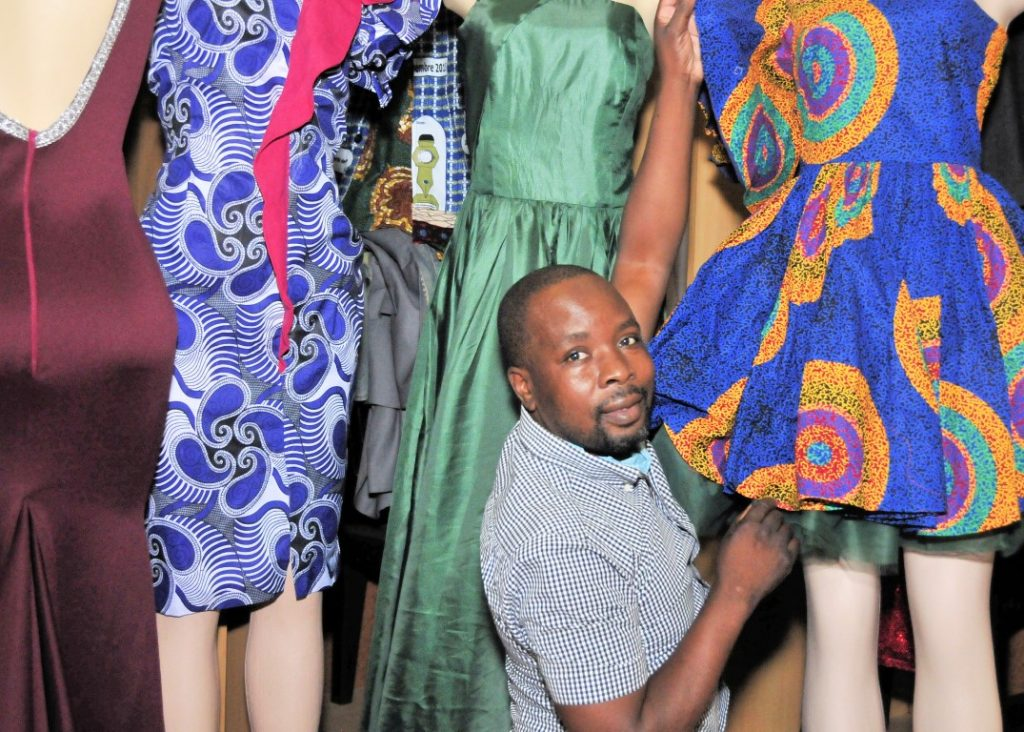 Sunninghill square | Johannesburg, Sandton, Mall, Shopping Centre, Convenient, Near Me, South African, Local, Affordable, Quality Sam the Tailor showcasing his work.